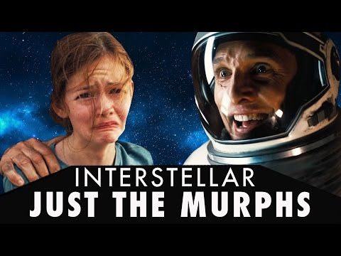Interstellar: Just the Murphs - Supercut