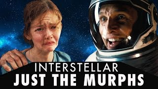 Interstellar: Just the Murphs - Supercut