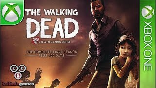Longplay of The Walking Dead: A Telltale Games Series - The Complete First Season