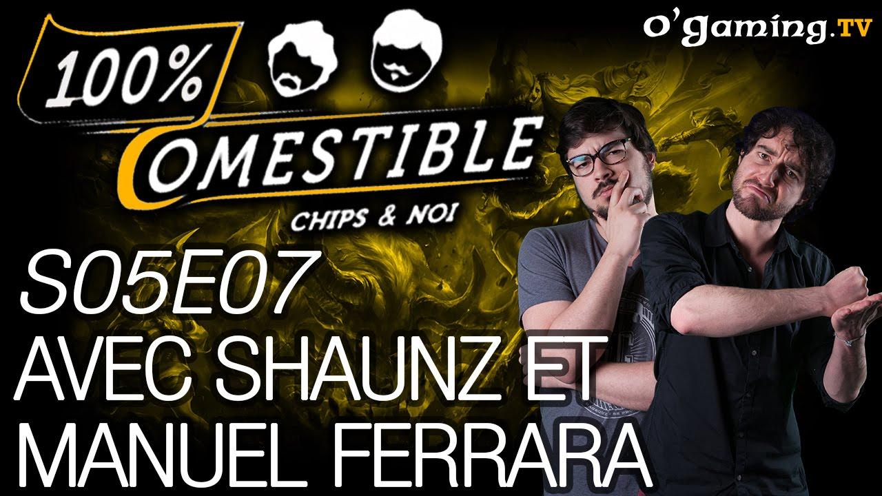 Avec Shaunz Et Manuel Ferrara  Comestible Se  Youtube