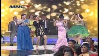 "Gambar cover Siti Badriah feat Via Vallen, Julia Perez, Wiwiek Sagita "" Berondong Tua "" - DMD Show MNCTV"