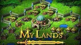 Я играю в My Lands на андроид