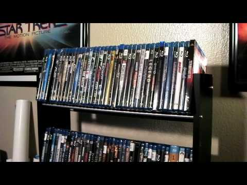My Motion Picture Collection: Video #2  - My Bluray Collection (Pt.1)