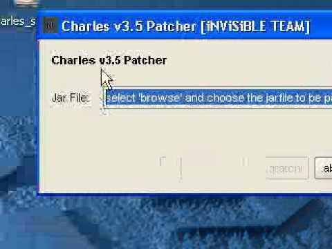 Charles Web Proxy Debugger Full Crack