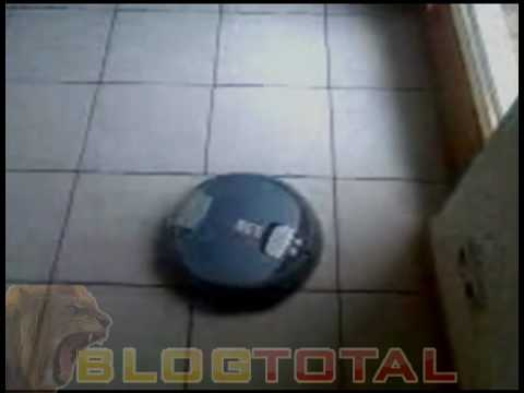 putzroboter irobot scooba im test youtube. Black Bedroom Furniture Sets. Home Design Ideas
