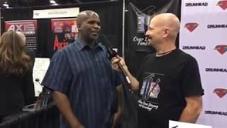 Will Kennedy Interview at NAMM 18 on Drum Talk TV!