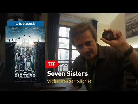 TFF 35 - Seven Sisters, di Tommy Wirkola | RECENSIONE