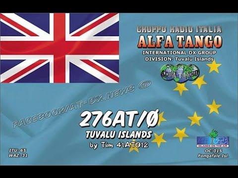 276AT/0 Tuvalu Isl. 05/01/16