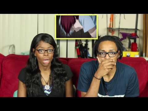 Ten and Nash watch/reaction to: Episode 10 My Hero Academia Todoroki's Origin