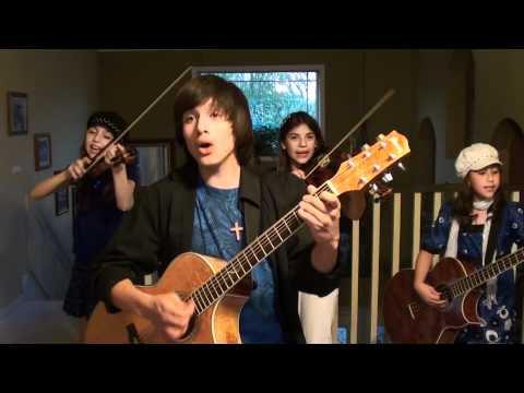 Electric Light Orchestra -- Sweet Talkin' Woman Cover by Castillo Kids Feb 16 2011