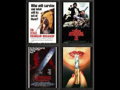 #41 Texas Chainsaw Massacre (1974) Part 2, 3 and Next Generation Review