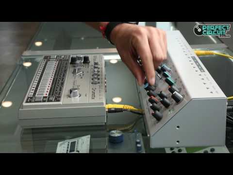 Sherman Filterbank 2 With TR606 Demo