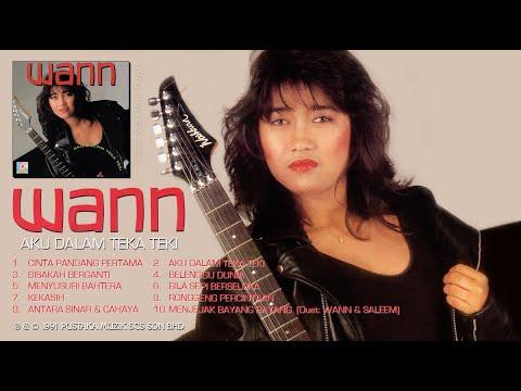 WANN - Aku Dalam Teka Teki (Full Album 1991)