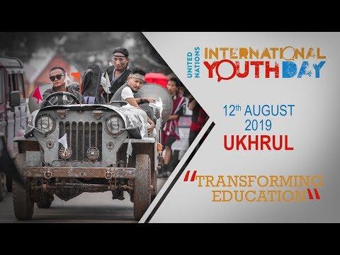 International Youth Day - Ukhrul, 2019