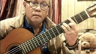 Để Gió Cuốn Đi (Trịnh Công Sơn) - Guitar Cover