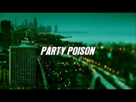 PARTY POISON - MY CHEMICAL ROMANCE (Lyric Video) mp3