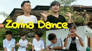 Download Lagu Zorina Dance Jangan Bertengkar Lagi DJ Remix Gagak Part 2 ( Feat Moses Dan Abang ) mp3