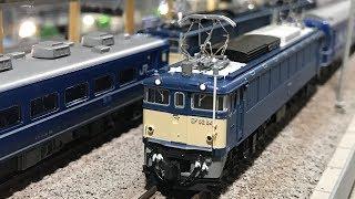 KATO 3058-4 EF62 後期形 JR仕様 14系 急行「能登」EF63 ロフトレイアウト