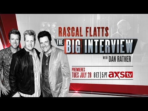 The Big Interview with Rascal Flatts [Tease]
