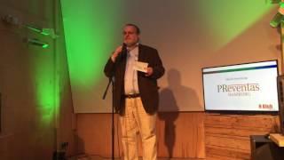 100 Sekunden Vortrag - Datenschutz schafft Vertrauen (7. N Klub FFM, Zukunftspavillon)