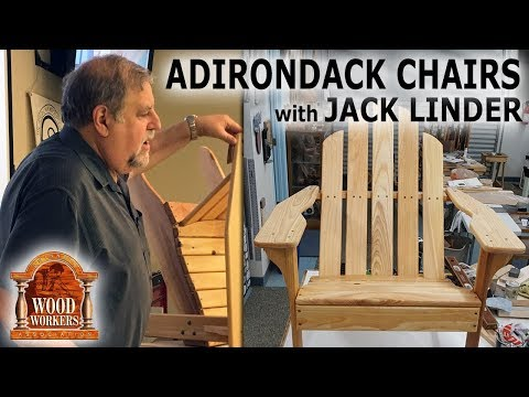 Adirondack Chairs by Jack Linder