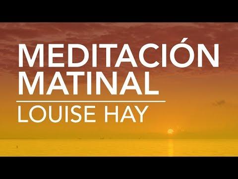 Meditación matinal de Louise Hay | por Dennise CB