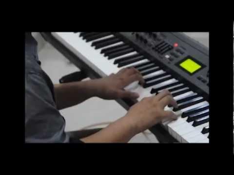 Indonesia Tanah Air Beta (piano cover version)