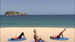 The Beach Bum Workout: Bum