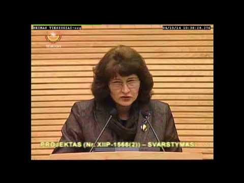 (Alkas.lt, lrs.lt) Seime svarstomas nutarimo projektas dėl žemės referendumo (1)
