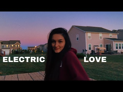 Electric Love - BORNS  (cover)