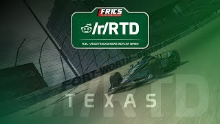 iRacing - FUEL r/RTD IndyCar Series || Round 6 - Texas