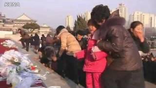 Северная Корея. Народная истерика