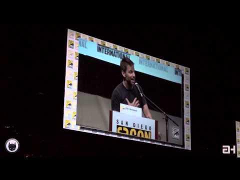 Batman Superman Comic Con announcement   Batman News com