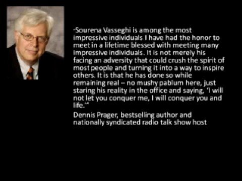 Sourena Vasseghi on Dennis Prager Part 2!