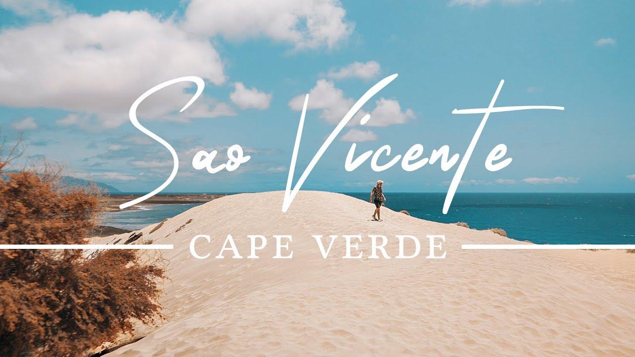 CAPE VERDE - Sao Vicente
