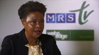 The President of the African MRS discusses the organization & upcoming meeting