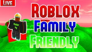 🔴 roblox Livestream #111