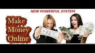 Greetings my partners and just visitors of channel, today i want to show you the best opportunity ever, if make money online without investmen...