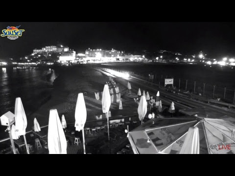 Maho Beach, Sunset Bar, ST Maarten Aiport, Live Cam