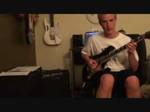 How to Play Bedrock by Young Money on Guitar