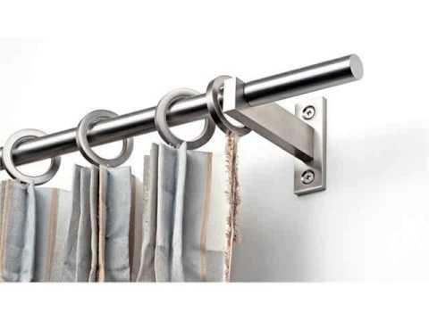 curtain rods & hardware home walmar