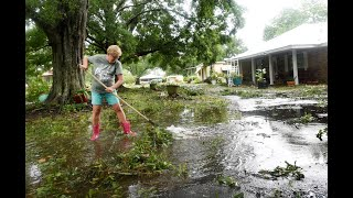 Louisiana Governor John Bel Edwards on Tropical Storm Barry | USA TODAY