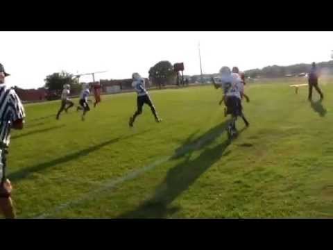 Christian County Middle School Football Highlights