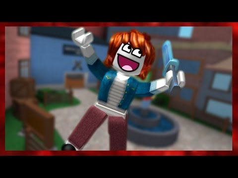 Funny Moments at Murder Mystery 2 on ROBLOX - Part 1