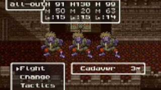 Dragon Quest VI 034: Mirror Tower