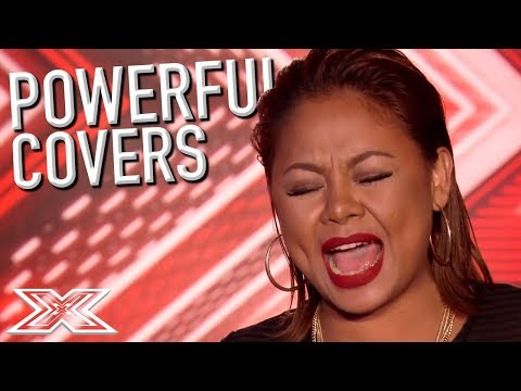 POWERFUL PERFORMANCES | Best Whitney Houston Covers! | X Factor Global