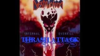 destruction - thrash attack