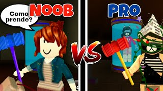 Roblox - NOOB VS PRO NO FLEE THE FACILITY