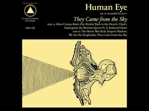 Human Eye - The Movie Was Real