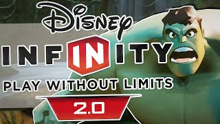 Squid's Toybox | Disney Infinity 2.0